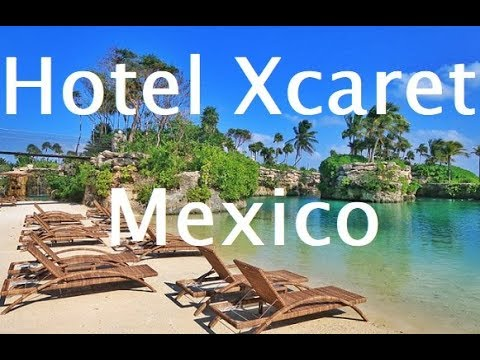 Why Hotel Xcaret Mexico Is One Of The Best Resorts Youtube