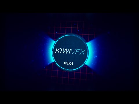 Audio Reactive 3D Light Scene Template - FREE DOWNLOAD - After Effects CC