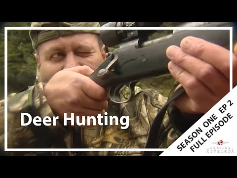 Hunting Aotearoa S01E02 - Motu River Flats Red Deer Hunting