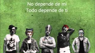 The All-American Rejects - Walk Over Me (Español)