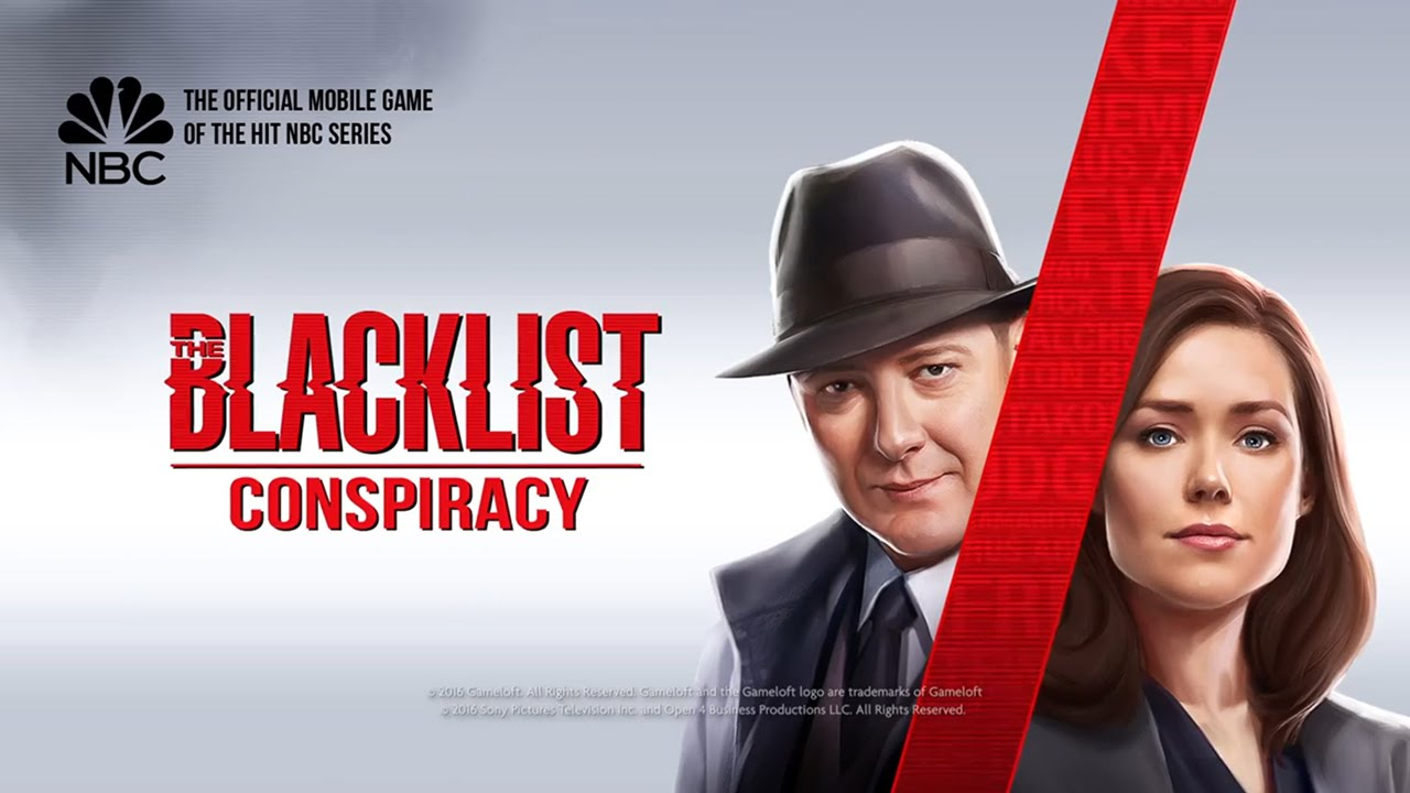 "���� The Blacklist: Conspiracy v1.0.1a ����� ����� ""����� ������ �����"" �����"