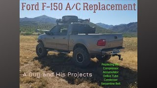 1997-2003 Ford F150 A/C Replacement