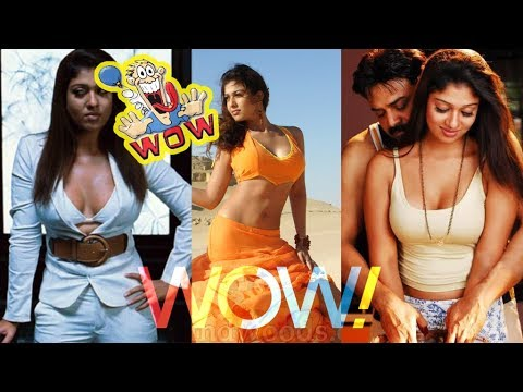 Nayanthara Hot (Navel & Cleavage )show / Hot South Indian Actress