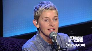 Ellen DeGeneres On Why She Can