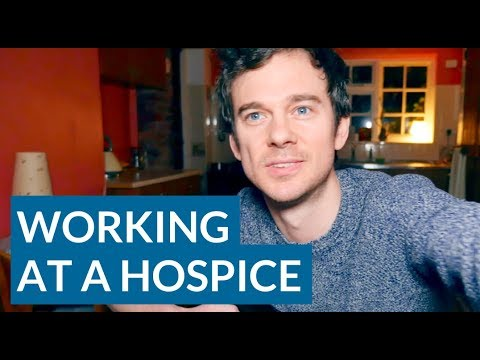 What's it like to be a HOSPICE DOCTOR? A reflection.