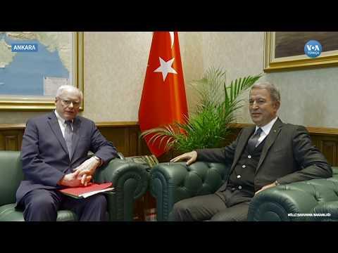 ABD'den Türkiye'ye Menbiç'te Somut İlerleme Sözü