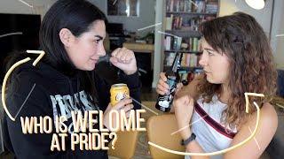 An Honest Conversation On PRIDE | Lesbian vs Bisexual