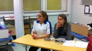 Поездка в колледж Финляндии  Специальность по медицине