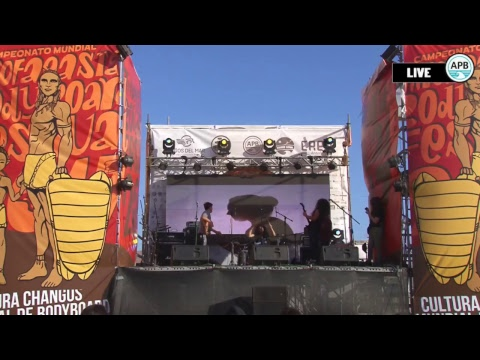 Antofagasta Bodyboard Festival 2017 Day 5