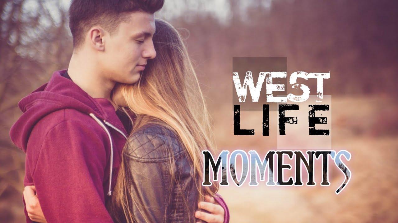 Westlife - Moments Lyrics 2018 - YouTube