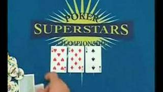 Gus Hansen vs Phil Ivey on Poker Superstars