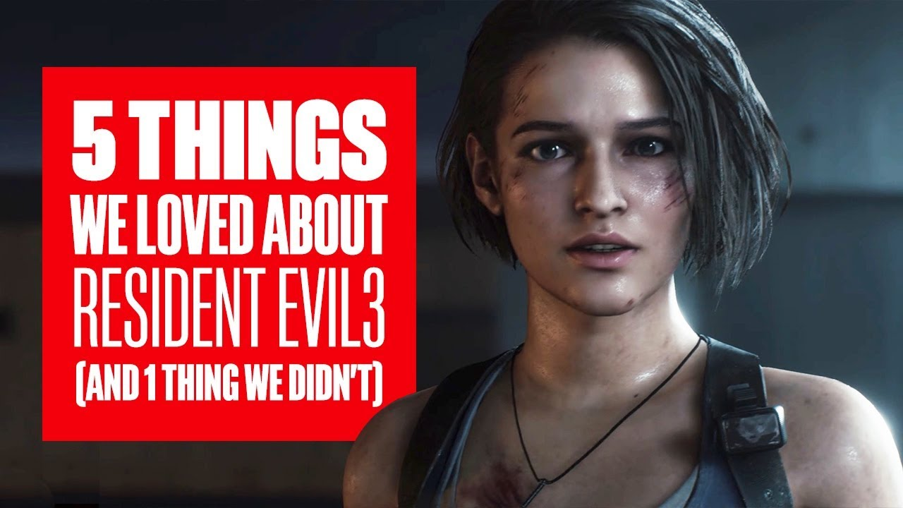 Resident Evil 3 Remake Review At Times Brilliant But Not A