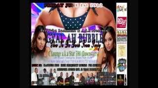 Gyal Ah Bubble Glow In Da Dark Foam Party Friday June 1st 2012 @ 590, BX, NY