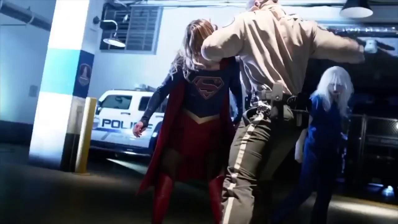 Download Supergirl (Melissa Benoist) ryona Part 2