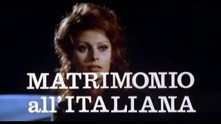 14th World Film Festival Of Bangkok  -  Marriage Italian Style (Italy)