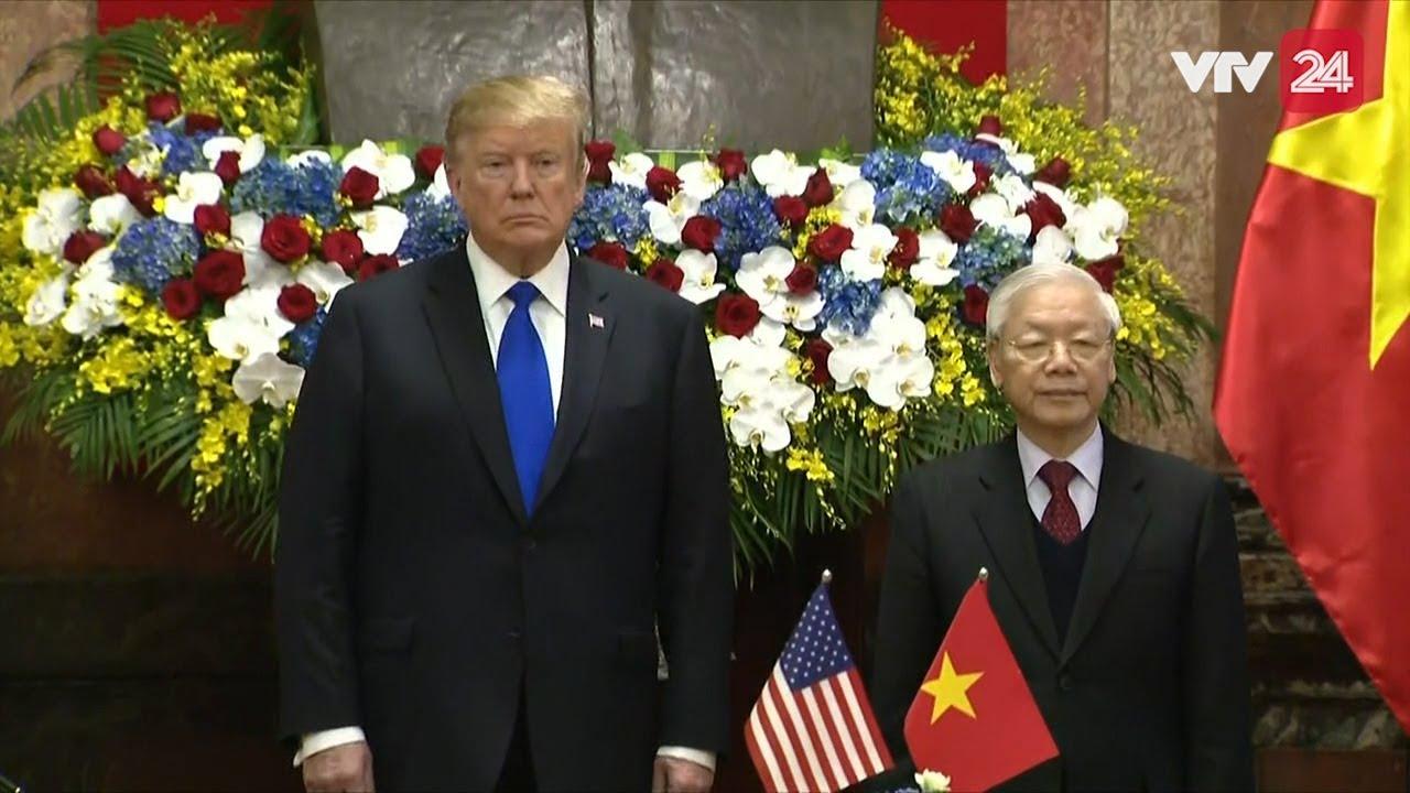 Thượng đỉnh Mỹ - Triều: 3 hãng hàng không Việt ký kết 21.3 tỷ với các tập đoàn Hoa Kỳ   VTV24