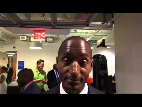 Dr. Randall Pinkett, 2013 USBC Chamber College at Google Headquarters, Wash. DC, Bmorenews