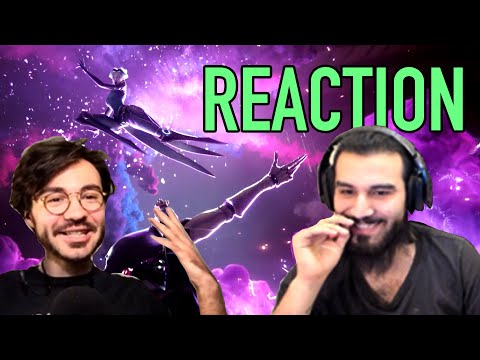 "[2019] Official ""Awaken"" REACTION + IMPRESSION — A League of Legends Season 9 Cinematic thumbnail"