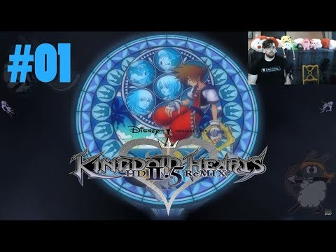 Kingdom Hearts 2.5! The race for 1k Subs and 10k Views!