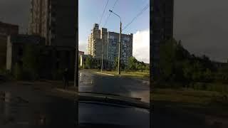 1 июня 2020 г. Запорожье, Южный. Потоп.