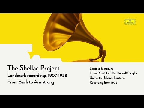 #DG120 The Shellac Project – On Acoustic Sound Recording Mp3