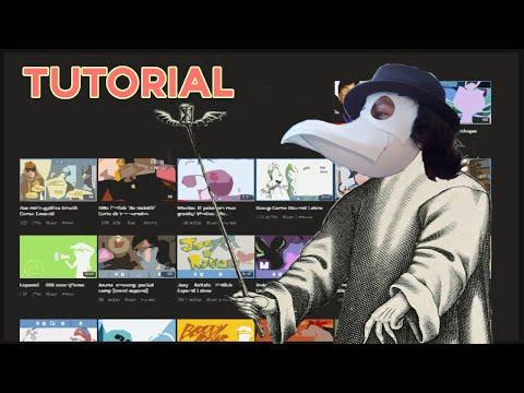 Como hacer máscara  Avellana, de pájaro o de la peste negra