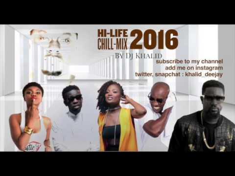 hilife chill mix 2016 by dj Khalid