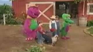 Barney- BINGO