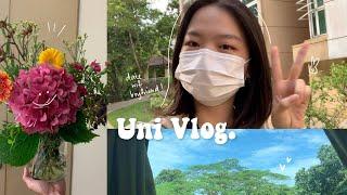 싱가포르 국립대 공대생의 일상 VLOG | 공짜로 미니…