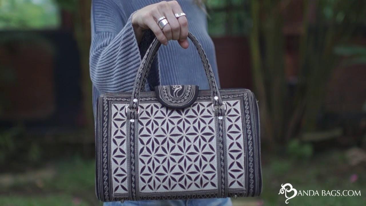 The Nano Banda Bags Stunning Crossbody Vegan Handbags