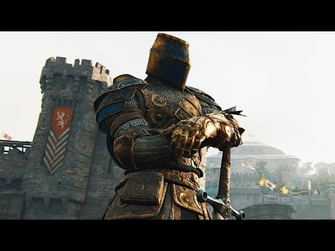 EPIC For Honor Duel at 1080p 60fps