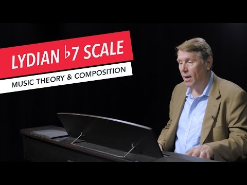 Learn the Lydian b7 Scale | Music Theory | Composition | Berklee Online