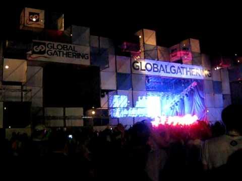 Global Gathering Ukraine 2011 - Tiesto @ Kiev, Chaika Airfield, 09.07.2011