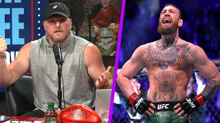 Pat McAfee Reacts To The REAL Reason That Conor McGregor Retired