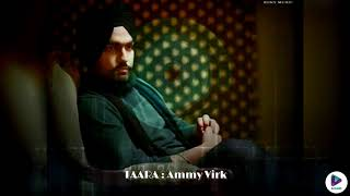 TAARA {8D Audio}    Ammy Virk     Album ~ Shayar    Punjabi Song