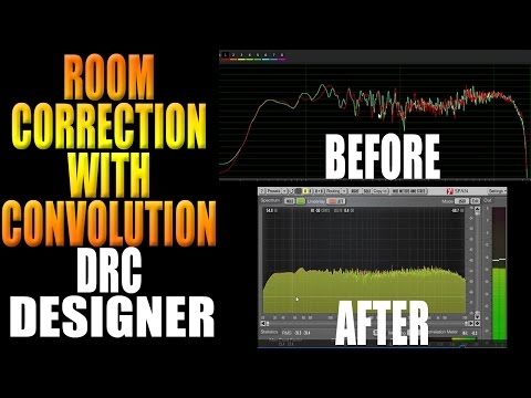 Room Correction With Plugin - DRC Designer Convolution Tutorial Room Eq Wizard