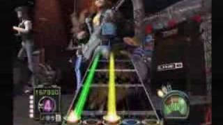 Prayer of the Refugee Guitar Hero 3 Expert 100%