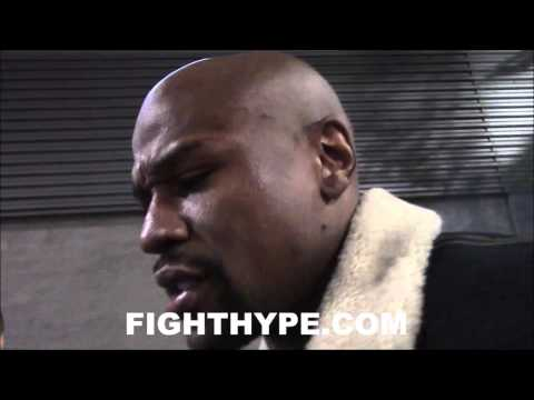 FLOYD MAYWEATHER SCORED GARCIA VS. GUERRERO A DRAW; BREAKS DOWN PERFORMANCES OF BOTH FIGHTERS