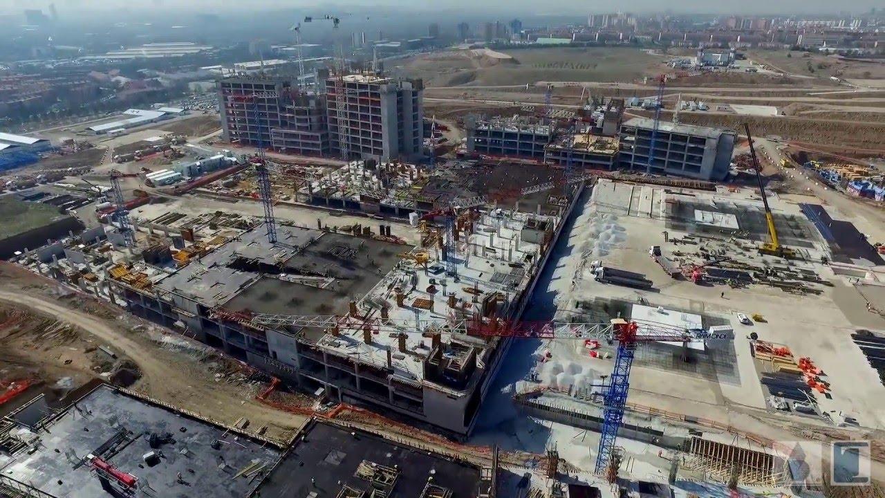 Ankara Şehir Hastanesi: Ankara Etlik Entegre Sağlık Kampüsü / Ankara Integrated