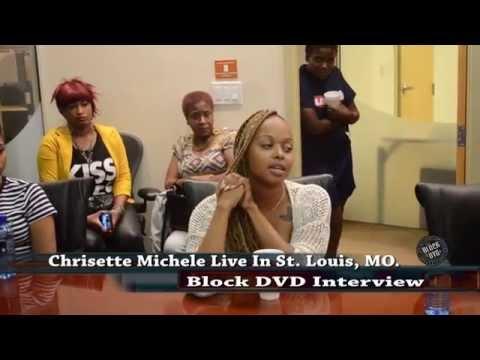 Chrisette Michele Interview