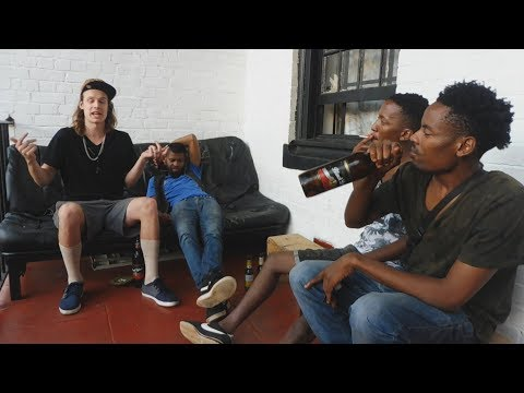Pretoria vlog 🔥🌍🔥   Life of a Rapper 2018