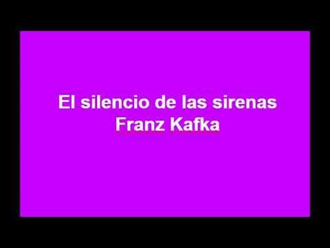 el-silencio-de-las-sirenas--franz-kafka--audiolibro