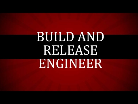 Build and Release Engineer Online training Demo