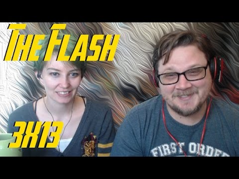 The Flash - 3x13 - Attack on Gorilla City - REACTION!