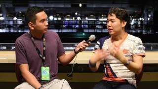 Evo 2017 - FOX | Tokido Interview: