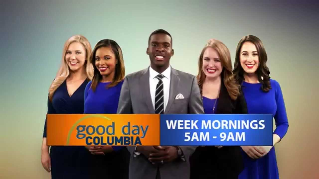 Good Day Columbia News Image Promo - YouTube