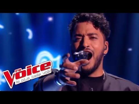 Slimane - « J'en Suis Là » | The Voice 2017 | Live