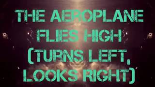 Smashing Pumpkins - The Aeroplane Flies High (Turns Left, Looks Right) 30.5.19 Blackie Davidson - 4K