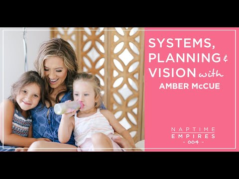 Amber McCue on Systems, Planning, and the Power of a Flexible Vision [NE 004]