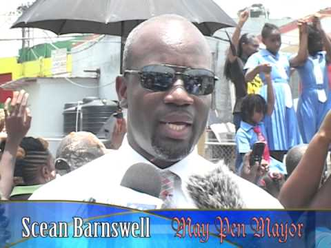 Clarendon 'Save the Children March'- GenSat TV